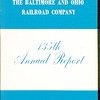 Baltimore & Ohio Railroad 1961 annual report