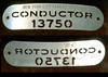 NEW YORK CITY TRANSIT SYSTEM CONDUCTOR 13750<br /> 308765259_5RfjU