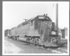 "B&O #4054 GP-40 8x10"" B&W diesel photo<br /> 321499789_mauRR"
