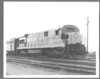 "ERIE-LACKAWANNA #3320 U-36-C 8x10"" B&W diesel photo<br /> 321501060_5uphr"