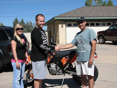 2008 KTM530EXCR