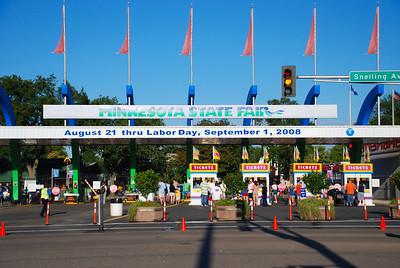 2008 08 30:  MN State Fair 083008