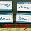 PULLMAN SOAP BAR (lot of 2)<br /> 269345809_nyBxc