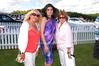 Joan Jedell, Zahra Saeed and Iris Fromer