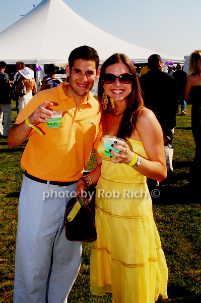 Matthew Rosemary and Christine Marchuska<br /> photo by K.Doran for Rob Rich © 2008 516-676-3939 robwayne1@aol.com