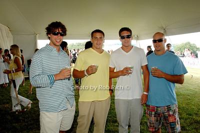 Kylee McGuire, Brian Marciniak, Joe Marciniak and Paul Cangiolosi