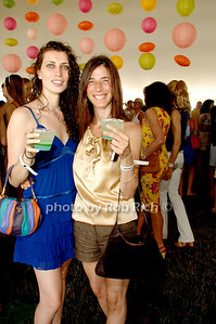 Elizabeth Tatkow and Deb Huberman
