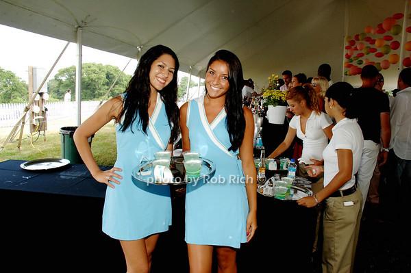 Jacqueline Fardella and Cassandra Demas