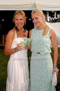 Lia Vydria and Brenda Bressler