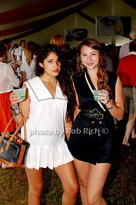 Marisol Sacramento and Gabrielle Agin