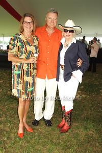 Joan Jones, John Condeelis, Erin O'Brien photo by Rob Rich © 2008 robwayne1@aol.com 516-676-3939