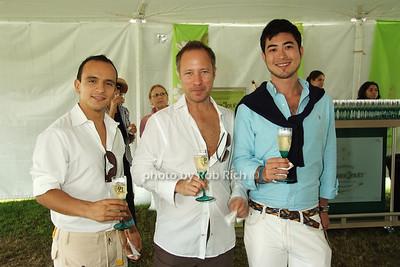 Alfredo Ramolina, Juan Martin, Ken Karasawa photo by Rob Rich © 2008 robwayne1@aol.com 516-676-3939