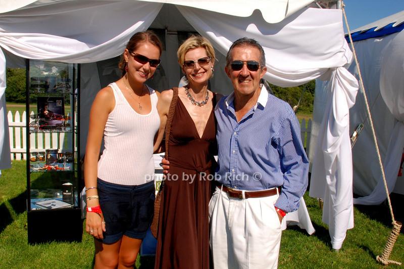 Jadre Gruen, Joan Gruen and Jon Gruen