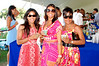 Jessica Valentin, Ayesha Coker and Catrice Armstrong