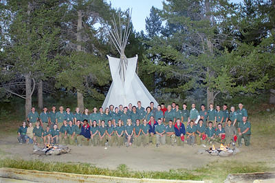 2008 New Fork Staff Photo