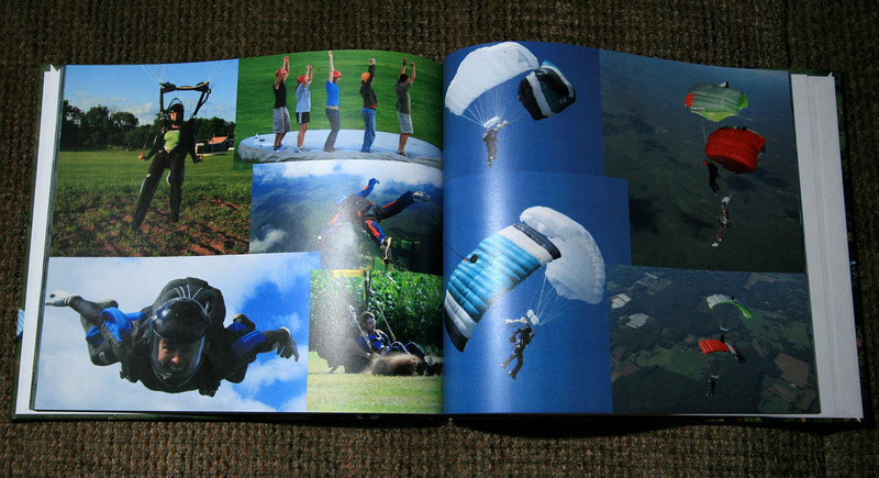 The 2008 book contains many of my favorite memories of CPI members at CPI, the Ranch, Pepperell, Lake Wales, Z-Hills, and of course USPA Nationals at Skydive Arizona.