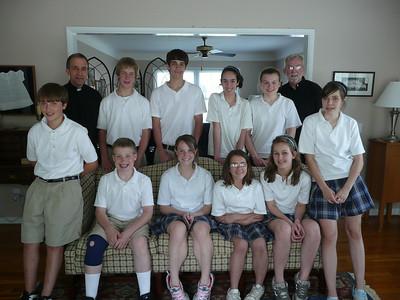 2008 SASEAS 8th Grade Lunch