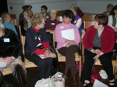 2008 Womens Retreat