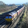 66019 again with 6C09 0946 Immingham H.I.T. - Eggborugh P.S. Coal working.
