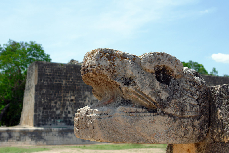 07 - 20 Ball Court, Chichen Itza