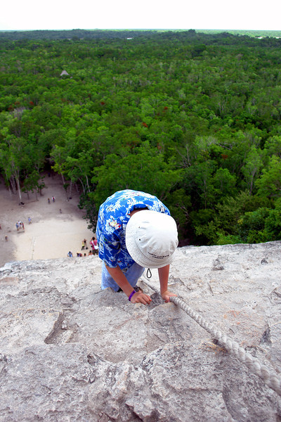 08 - 13 On The Nohoch Mul, Coba