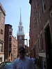 The Old North Church (this one is for Aunt Myrna - her ancestors are the Norths)