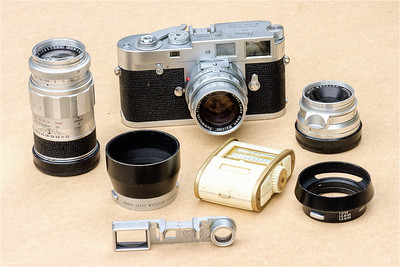Leica M2 system