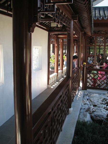 2008 03 09 Sun - New Chinese garden - Yuchun photo 5