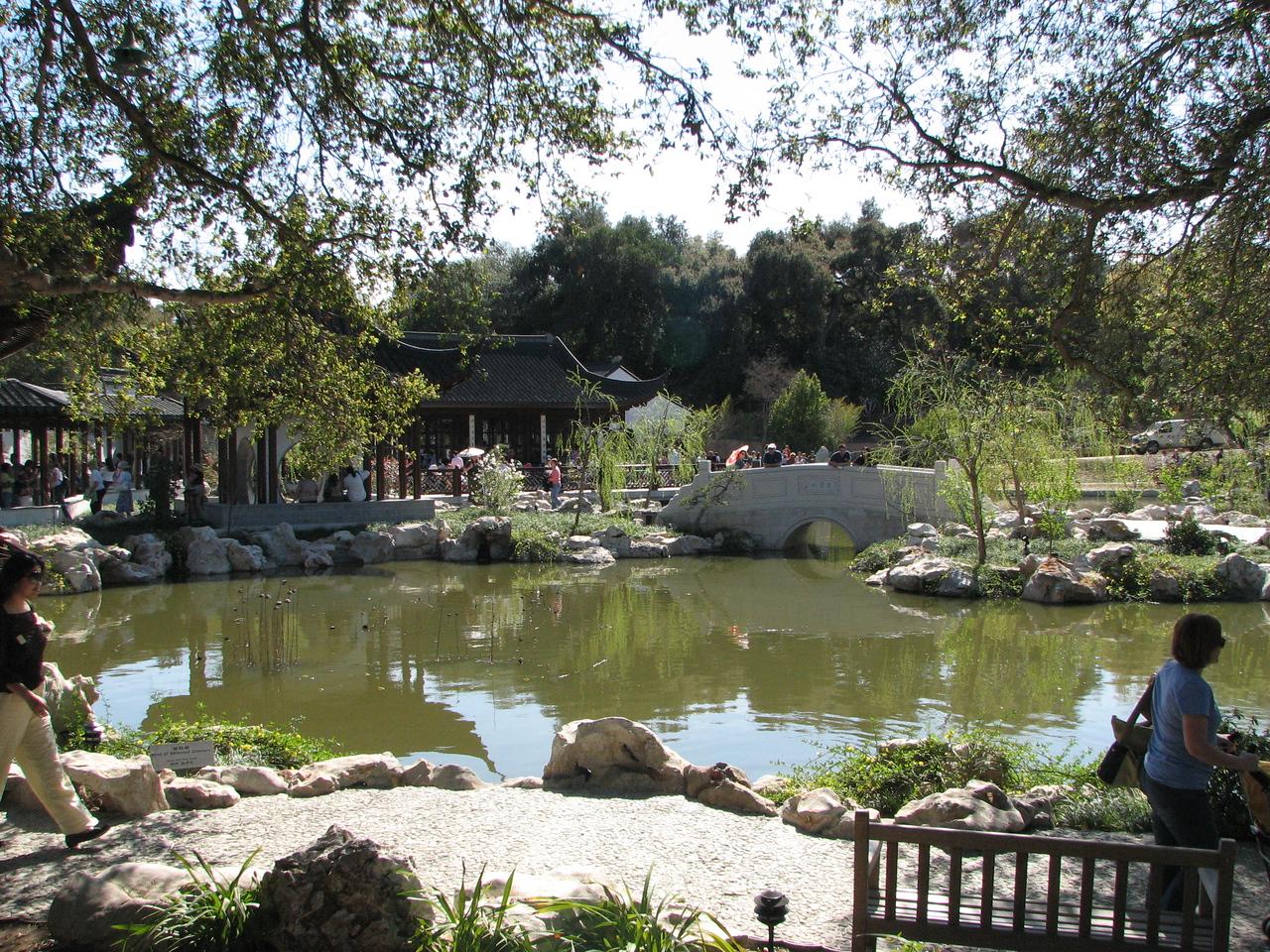 2008 03 09 Sun - New Chinese garden 1