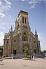 L'Eglise Sainte Eugenie (Biarritz, France)