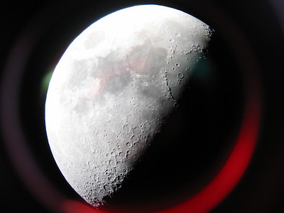 20081007 Moon Pictures from the Star Party