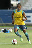 Douglas Costa durante treino . © Neco Varella/LATINPHOTO.org