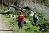 Bolivia: indigenas en la region Huanuco - Huayllay . cara. sombrero. / Bolivia: indians in the region Huanuco - Huayllay. / Bolivien: Indigene Bevölkerung in der Region von Huanuco - Huayllay. Hut. © Claus Possberg/LATINPHOTO.org