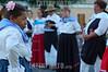 Uruguay: Baile folclorico Pericon . Tradicion y cultura uruguaya , el 20 de diciembre de 2008 en Canelones. /Folk dance. Ururguayan tradition and culture, december 20, 2008 in Montevideo. / Uruguay: Gauchos während einer traditionellen Tanzdarbietung in Montevdeo. © Pablo Vignali/LATINPHOTO.org