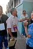 Republica Dominicana : Personal del partido de la Liberacion Dominicana ( PLD) en calidad de asistentes de votaciÜn brindan informaciÜn sobre el proceso y ayuda antes de el proceso de votaciÜn en la urna electoral ubicada en el Instituo Salome Urena de esta capital, Viernes, Santo Domingo, 16 de Mayo 2008 . / Dominican Republic: Elections. / Dominikanische Republik: Wahlen in Santo Domingo. © Juan Fach/LATINPHOTO.org