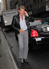 22 July 2009 - David Hasselhoff out and about in NYC looking happy. Photo Credit Jackson Lee