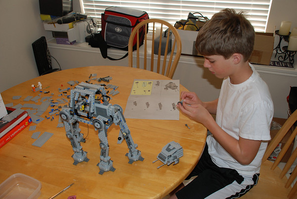 Building an AT-AT