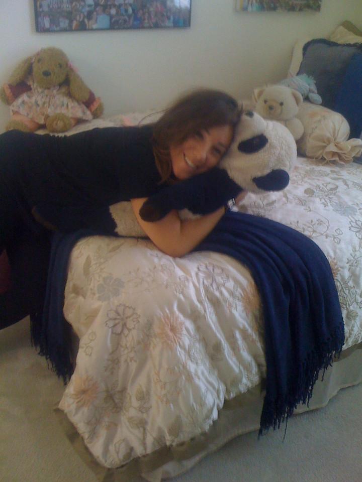 Jen and Panda