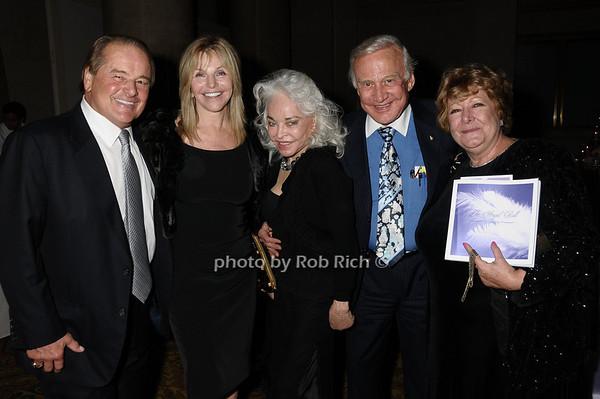Rod Gilbert, Judy Gilbert, Lois Aldrin, Buzz Aldrin, Catherine Saxton<br /> photo by Rob Rich © 2009 robwayne1@aol.com 516-676-3939