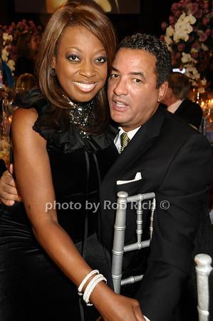 Star Jones, Herb Wilson<br /> photo by Rob Rich © 2009 robwayne1@aol.com 516-676-3939