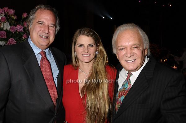 Stewart Lane, Bonnie Comley, Marty Richards<br /> photo by Rob Rich © 2009 robwayne1@aol.com 516-676-3939