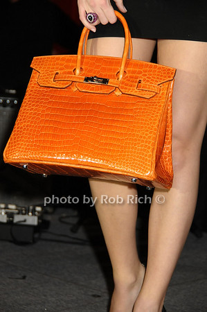 Hermes Bag auctioned for $60,000 photo by Rob Rich © 2009 robwayne1@aol.com 516-676-3939