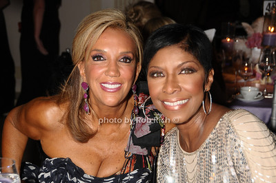 Denise Rich, Natalie Cole photo by Rob Rich © 2009 robwayne1@aol.com 516-676-3939