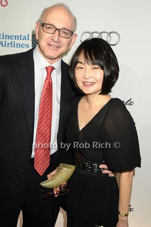 Dr. Stephen Nimer, guest<br /> <br /> photo by Rob Rich © 2009 robwayne1@aol.com 516-676-3939