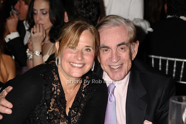 Lorraine Bracco, Marty Bregman<br /> photo by Rob Rich © 2009 robwayne1@aol.com 516-676-3939