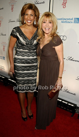 Hoda Kotb, Kathie Lee Gifford  photo by Rob Rich © 2009 robwayne1@aol.com 516-676-3939