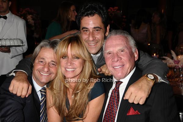 Larry Rosenthal, Sandra Rosenthal, Todd Rome, Bob Roberts<br /> photo by Rob Rich © 2009 robwayne1@aol.com 516-676-3939