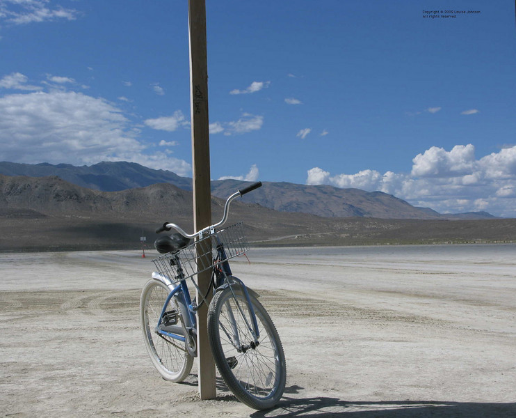 Bike at Point 1