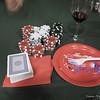I won at this table