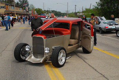 Sweet.  Clean.  2009 Magic Dragon car show Lake of the Ozarks (c) D.L.Jones Photography 2009